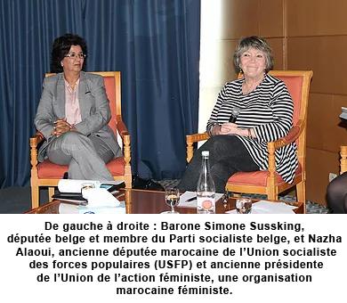 salon politique femme